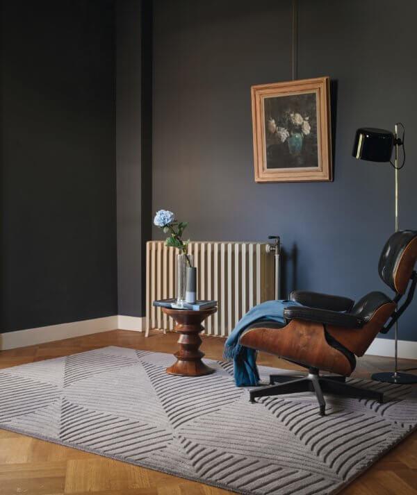Miękki dywan domowy