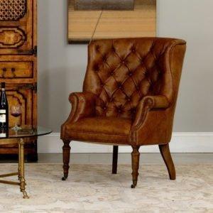 Fotel Milton Leather