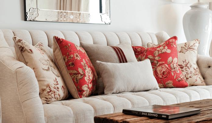 Nowoczesne sofy domowe