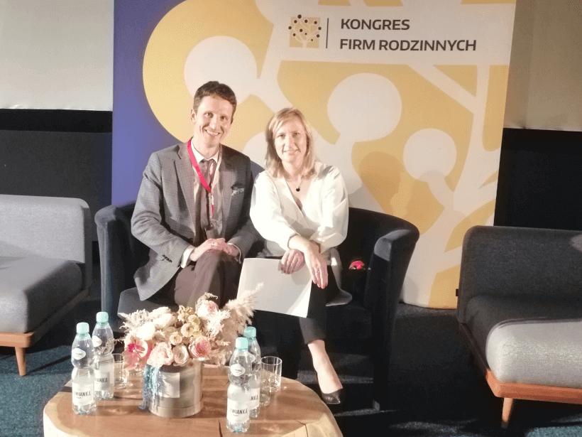 Mart Id na kongresie firm rodzinnych we Wrocławiu