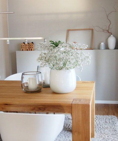 Ręcznie wykonane stoły
